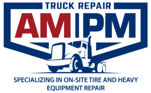 AMPM Truck Repair Transparent Logo